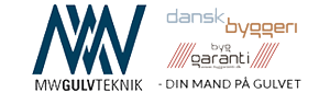 MW Gulvteknik logo